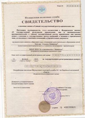 Регистрация ИП в налоговой инспекции (ИФНС).