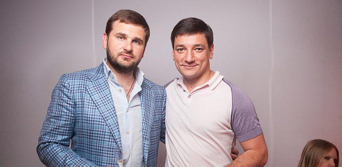 Игорь Сало и Владимир Сало